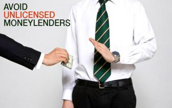 Avoid Unlicensed Moneylenders
