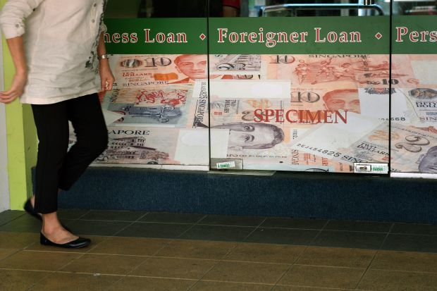 New moneylending rules to kick in on Thursday in Singapore