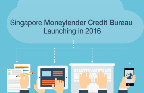 New credit bureau known as MLCB to give singapore licensed moneylenders access to borrowers' data